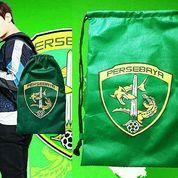 Tas Serut Persebaya Surabaya Ransel Bola Bonek Mania Backpack Green Force Merchandise Lokal (19303123) di Kota Surabaya