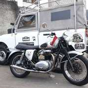 BSA Type Thunderbolt 650cc A65d Th 1972