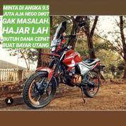 Motor Megapro Tahun 2014 (19308791) di Kota Palembang