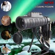 Teleskop Monocular Handphone HD Vision Zoom 40x60 / Telescope Teropong