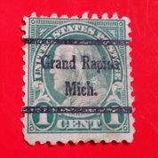 Perangko United States Postage 1 Cent