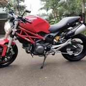 Ducati Monster 795 Tahun 2012 Full Paper KM 4000 An
