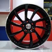Velg Mobil Xpander R18 Model ABT Hsr Lobang 5x114'3 Black