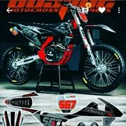 Decal KTM Bahan Tebal