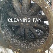 Cleaning Kitchen Ducting + Axial Fan (19354291) di Kota Surabaya
