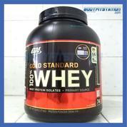 Optimum Nutrition Gold Standard 100% Whey 5 Lbs / 5lb Isolate Protein Suplemen Supplement Susu Wgs