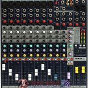 MIXER SOUNDCRAFT EFX8 With Effects ORIGINAL & BERGARANSI Resmi CSA.
