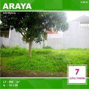 Tanah Kavling Luas 200 Di Nieuw Indie Araya Kota Malang _ 180.19