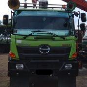 Truck Crane Hino 900 Tahun 2015 Kapasitas 15 Ton