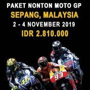 Paket Nonton Moto Gp Sepang Malaysia 2019 (19420231) di Kota Jakarta Pusat