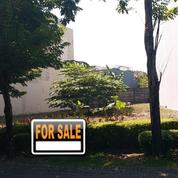 Kavling Villa Bukit Mas Depan Club House