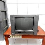"""Tv SanYo 14"""" Kwalitas Japan Bandel Bagus Katapang Kab.Bandung (19460995) di Kab. Bandung"""