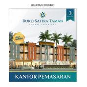 Ruko 3 Lantai Sertifikat SHM ,Lokasi Nol Jalan Provinsi ,Strategis ,Unit Terbatas