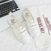 Sepatu Kanvas Velcro