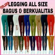Legging Panjang All Size Fit L (19467059) di Kota Depok