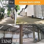 Gudang HPK, Tangerang, 42x13,6m, 1 Lt, SHM (19481723) di Kota Tangerang