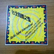 Sticker Mini Rti