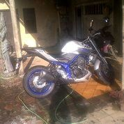 Yamaha Mt 25 (250cc) Th 2015 Km 5000-10000 Hrg 37.000.000 Jt