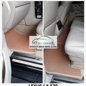 Karpet Mobil Bio88 Dua Lapis Toyota Alphard Vellfire NAV1 Nissan Serena Hyundai H-1 Baru Free Ongkir
