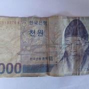 Uang Kuno Korea 1000 Won 1501- 1570 (19508935) di Kab. Sarmi