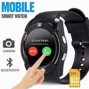 Smartwatch/Smart Watch Phone Original V8 Jam Tangan Pintar Bisa Telpon Dan Sms (19517171) di Kota Semarang