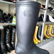 Sepatu Boot Karet Hunter Cocok Buat Proye / Erkebuna / Egala Pekerjaan