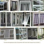 Kusen Jendela Pintu Kaca Aluminium Dan Kayu Tangerang (19533671) di Kota Tangerang