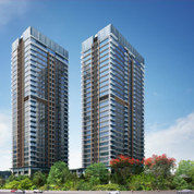 BRANZ Simatupang Real Japanese Apartment, Dekat MRT Lebak Bulus, Siap Huni, Siap Sewa (19542043) di Kota Jakarta Selatan
