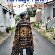 Kain Tenun Blanket, Tenun Toraja, Tenun Sumba, Tenun Asmat, Hiasan Dinding, Taplak Meja, Kain Etnik (19549371) di Kota Bogor