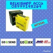 Aki Motor Megapro Motobatt MTX5AL