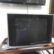 "Tv 29""Samsung ULtra SLim NFLat Mulus Ori+Bonus Stok Ada 2 Unit Katapang Kab Bandung"