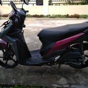 Mio S 2018 Merah Maroon (19587363) di Kota Pekanbaru