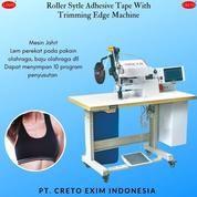 Mesin Jahit Lishi Roller Style Adhesive Tape With Trimming Edge Untuk Tepi Pakaian (19589715) di Kab. Tangerang