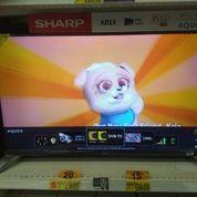 Smart TV LED SHARP Aquos 45 Inch (19593867) di Kota Depok