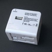 Universal Adaptor Promosi - Souvenir Cetak Custom UAR03