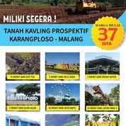 Tanah Kavling Dekat Exit Tol Mapan (19614415) di Singosari