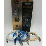 Kabel Data Fleco String 3.1A F-789 Quick Charge
