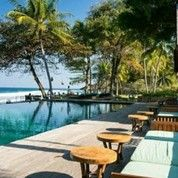 Hotel Resort Bintang 4 Ditepi Pantai Senggigi Lombok
