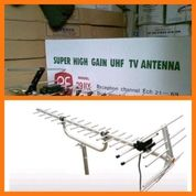 Agen Pasang Antena Tv (19641323) di Kota Jakarta Barat