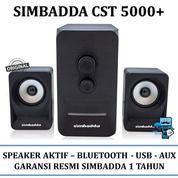Speaker Aktif Simbadda CST 5000+ - Bluetooth, USB, Radio, AUX In (19645307) di Kota Surakarta