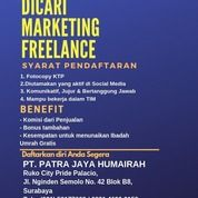 Dicari Marketing Freelance Segera (19646743) di Kota Surabaya