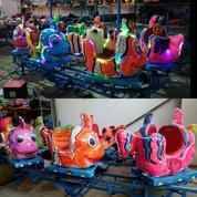 Wahana Pasar Malam Odong Odong Ikan Nemo Tayo Kereta Panggung 06 (19648247) di Kab. Kutai Timur