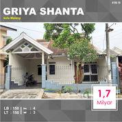 Rumah Murah 2 Lantai Di Griya Shanta Suhat Kota Malang _ 89.19