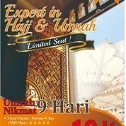Umrah Promo Eksklusif 19 Juta* (19673035) di Kota Surabaya