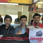 Canon 750D Free Memori 8gb (19673559) di Kota Jakarta Barat