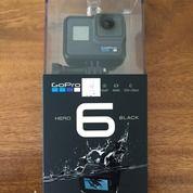 Gopro Hero 6 Black Brand New