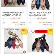 Ragam Sepatu Jelly Wanita (19733679) di Kab. Bulukumba