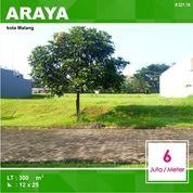Tanah Murah Luas 300 Di Greenwood Golf Araya Kota Malang _ 221.19