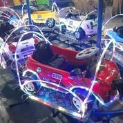 Diskon Odong Odong Kereta Panggung Lengkap Audio Mini Coaster