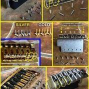 Intonation Screw Saddle Height Bridge Adjust Semi Up-Down Baut Gitar Seting Hardtail (19747631) di Kota Bekasi